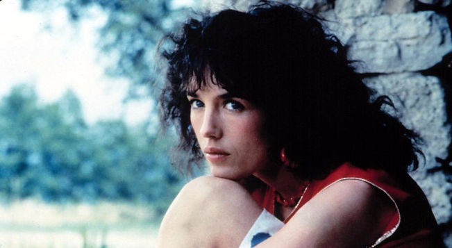 """Isabelle Adjani in 1983's """"One Deadly Summer."""""""