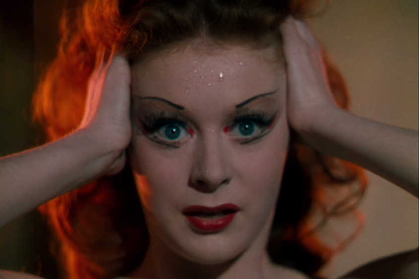 "Still from 1948's ""The Red Shoes."""