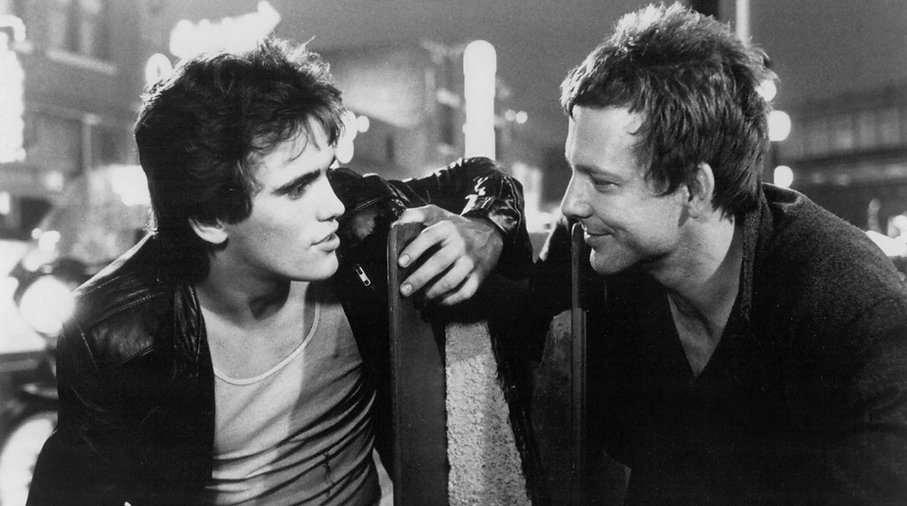 """Still from 1983's """"Rumble Fish."""""""