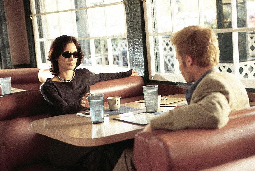"""Still from 2000's """"Memento."""""""