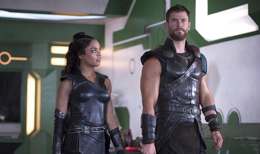 """Still from 2017's """"Thor: Ragnarok."""""""