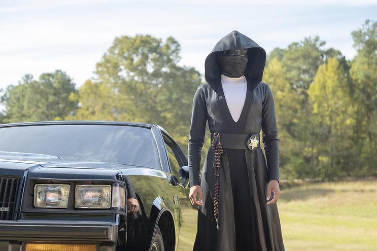 """Regina King in 2019's """"Watchmen."""""""