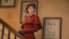 """Emily Blunt in 2018's """"Mary Poppins Returns."""""""