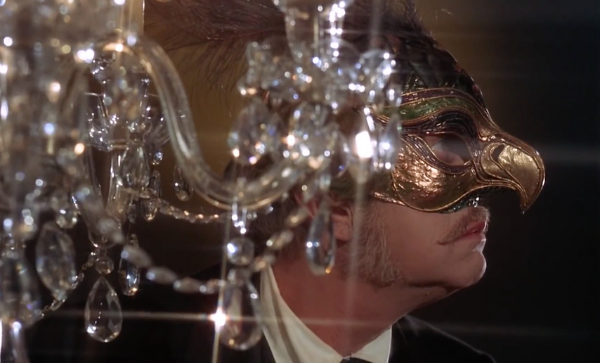 """Vincent Price in 1971's """"The Abominable Dr. Phibes."""""""