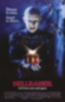 """Movie poster for 1987's """"Hellraiser."""""""