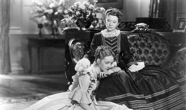 """Movie still from 1938's """"Jezebel."""""""