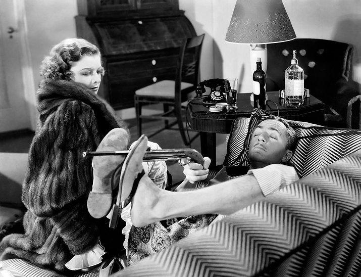 "Still from 1934's ""The Thin Man."""