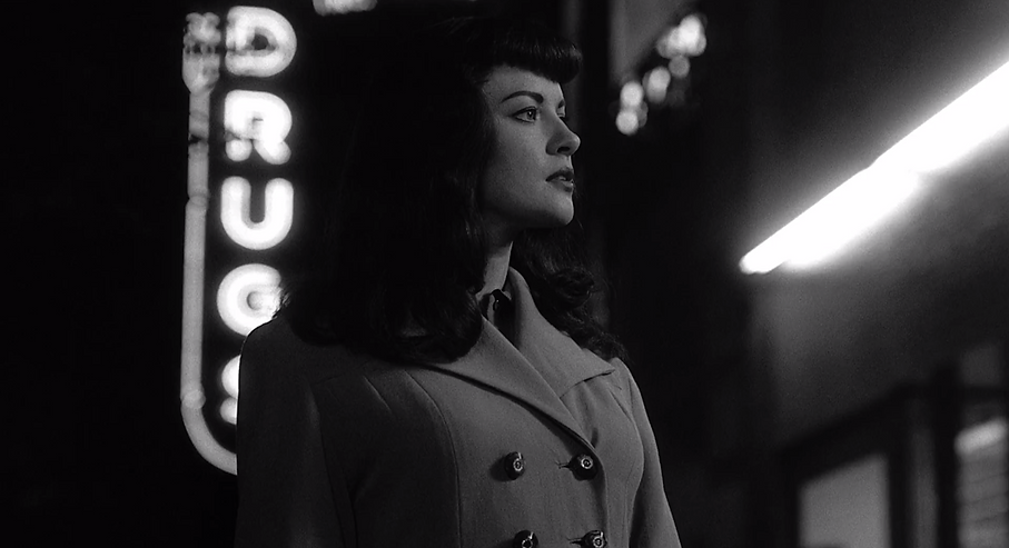 """Still from 2005's """"The Notorious Bettie Page."""""""