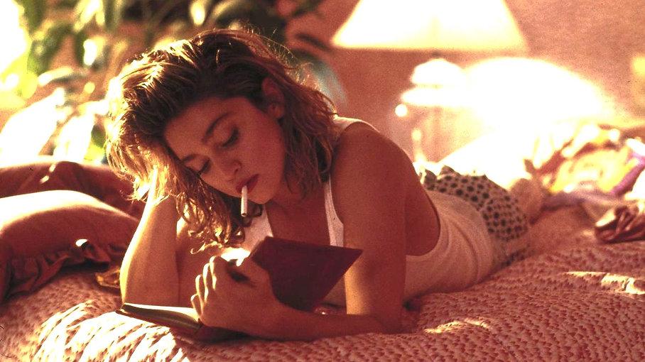 """Madonna in 1985's """"Desperately Seeking Susan""""."""