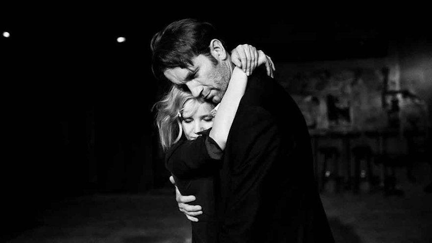 """Joanna Kulig and Tomasz Kot in 2018's """"Cold War."""""""