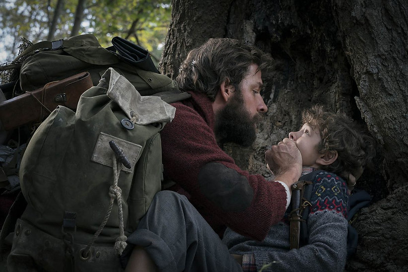 "Still from 2018's ""A Quiet Place."""