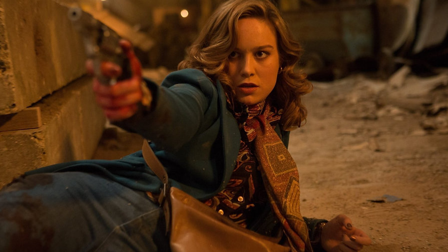 """Still from 2017's """"Free Fire."""""""