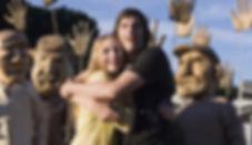 "Evan Rachel Wood and Jim Sturgess in 2007's ""Across the Universe."""