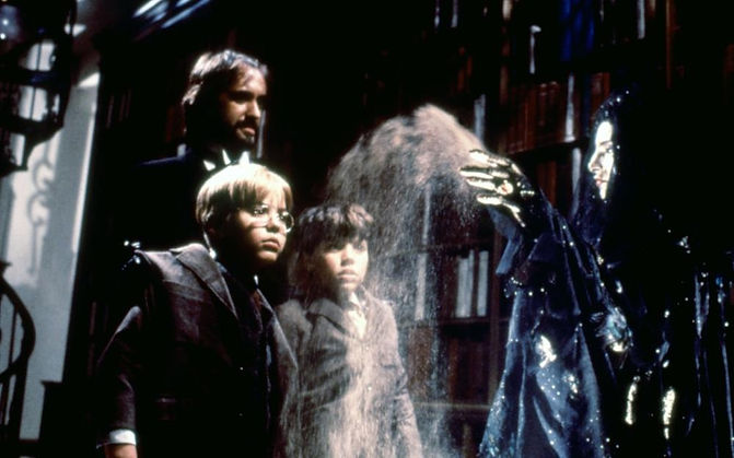 """Movie still from 1983's """"Something Wicked This Way Comes."""""""