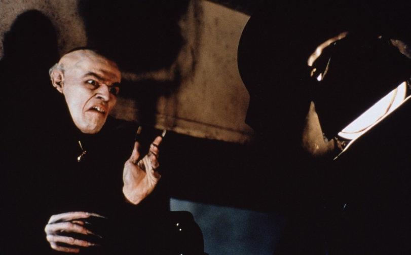 """Still from 2000's """"Shadow of the Vampire."""""""
