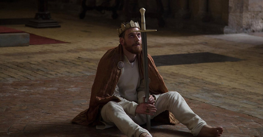 """Still from 2015's """"Macbeth."""""""