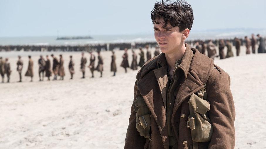 """Still from 2017's """"Dunkirk."""""""