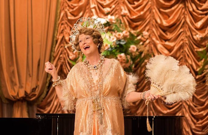 """Movie still from 2016's """"Florence Foster Jenkins."""""""