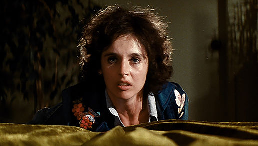 "Millie Perkins in 1976's ""The Witch Who Came From the Sea."""