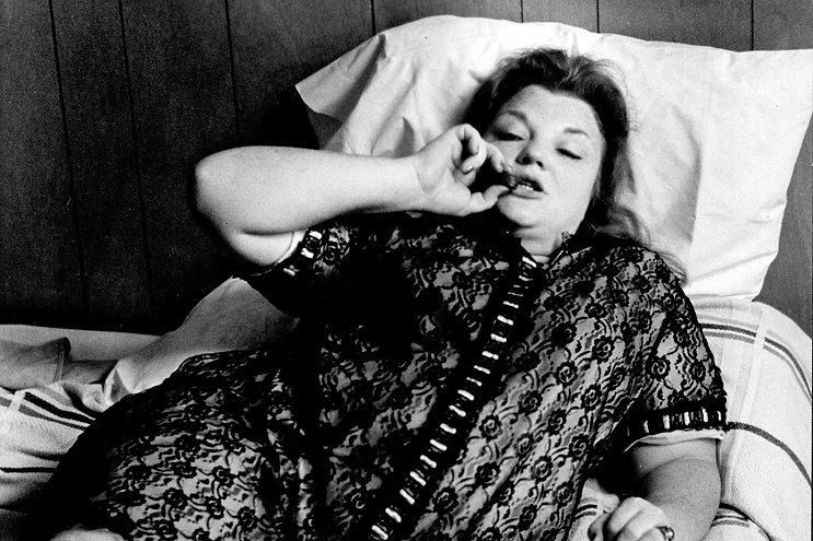 "Shirley Stoler in 1970's ""The Honeymoon Killers."""