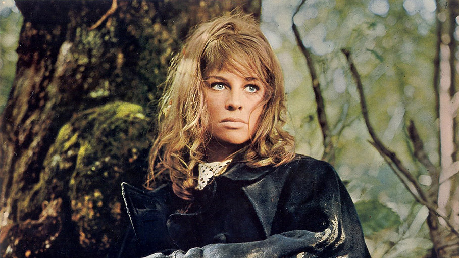 """Julie Christie in 1967's """"Far From the Madding Crowd."""""""