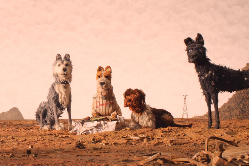"""Still from 2018's """"Isle of Dogs."""""""