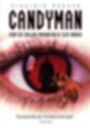 "Movie poster for 1992's ""Candyman."""