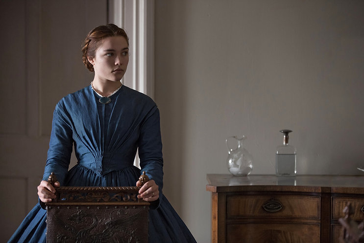 "Florence Pugh in 2016's ""Lady Macbeth."""