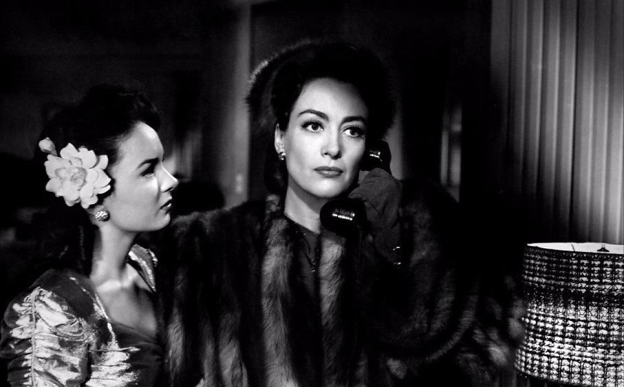 """Still from 1945's """"Mildred Pierce."""""""