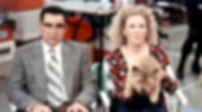 """Eugene Levy and Catherine O'Hara in 2000's """"Best in Show."""""""