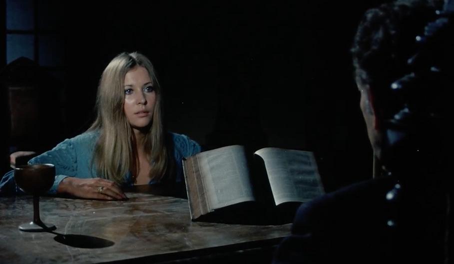 "Still from 1973's ""A Virgin Among the Living Dead."""