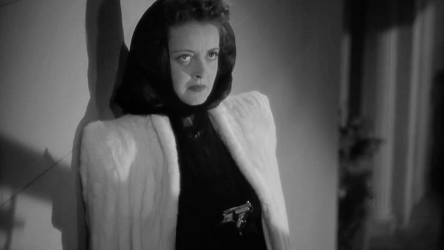 """Movie still from 1946's """"Deception."""""""