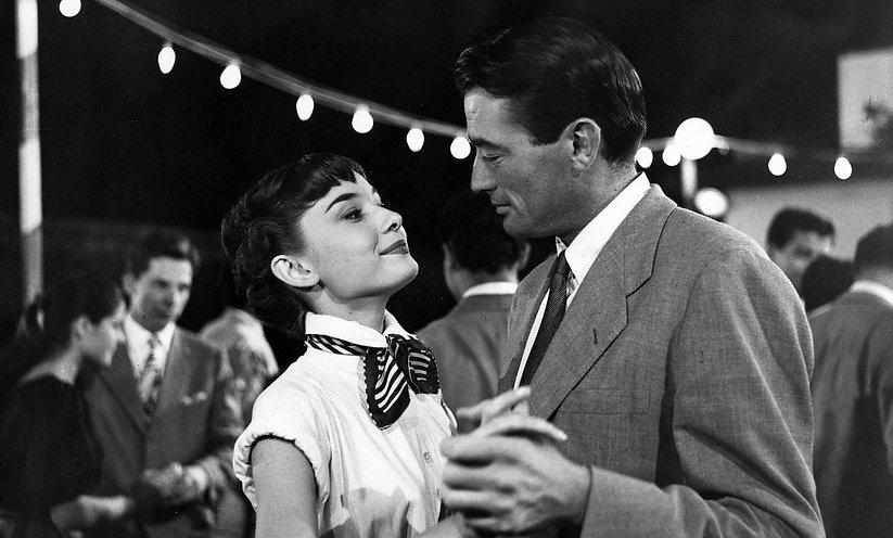 """Still from 1953's """"Roman Holiday."""""""