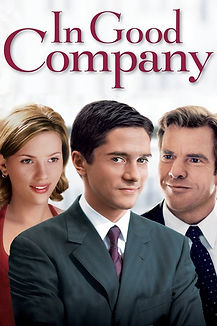"""Movie poster for 2004's """"In Good Company."""""""