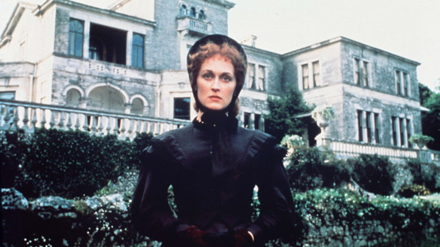 """Still from 1981's """"The French Lieutenant's Woman."""""""