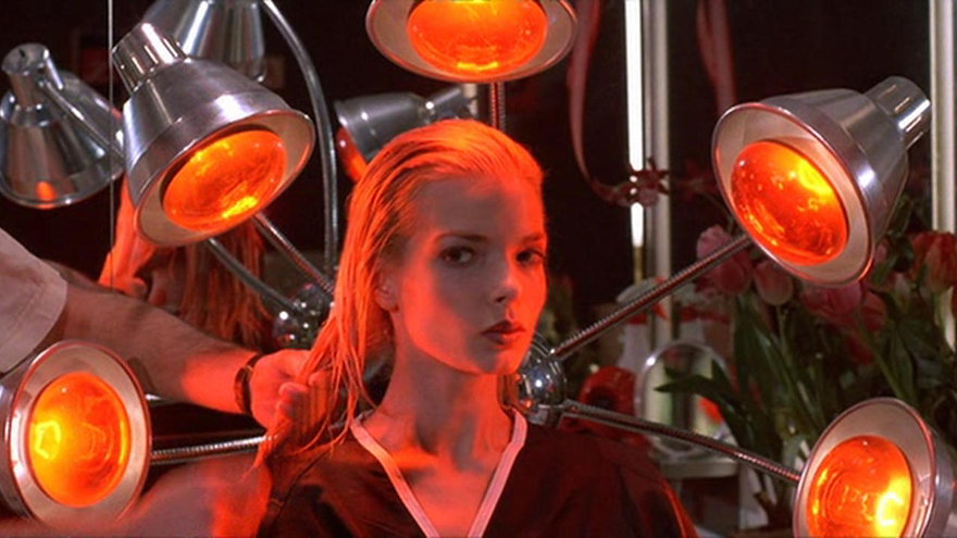 """Zoë Lund in 1984's """"Special Effects."""""""