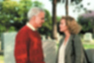 """Steve Martin and Victoria Tennant in 1991's """"L.A. Story."""""""