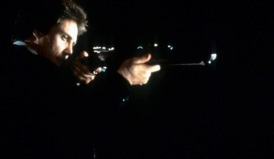 "Christopher Walken in 1983's ""The Dead Zone."""