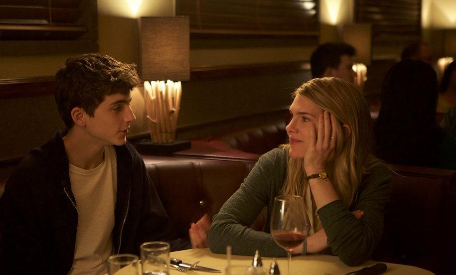 """Still from 2016's """"Miss Stevens."""""""