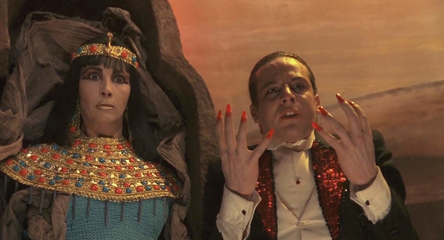 """Axel Jodorowsky and Blanca Guerra in 1989's """"Santa Sangre."""""""