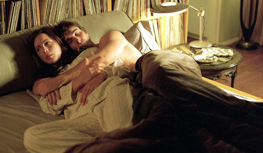 """Kate Beckinsale and Christian Bale in 2003's """"Laurel Canyon."""""""