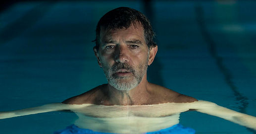 "Antonio Banderas in 2019's ""Pain and Glory."""
