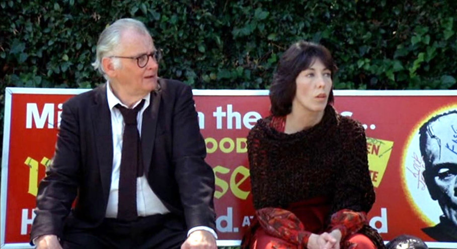 """Art Carney and Lily Tomlin in 1977's """"The Late Show."""""""