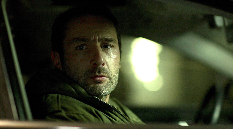 """Gilles Lellouche in 2010's """"Point Blank."""""""