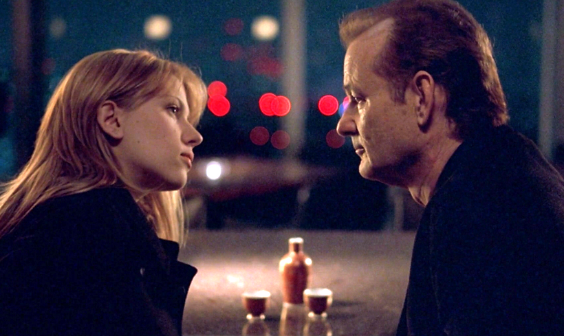 "Scarlett Johansson and Bill Murray in 2003's ""Lost in Translation."""
