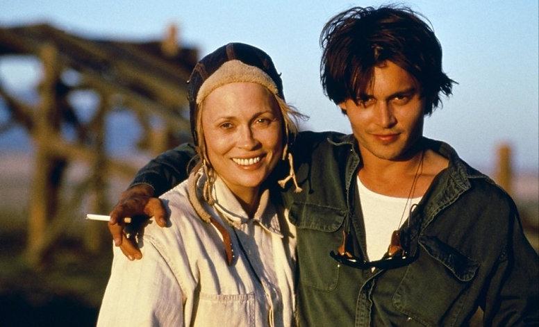 """Movie still from 1993's """"Arizona Dream."""""""