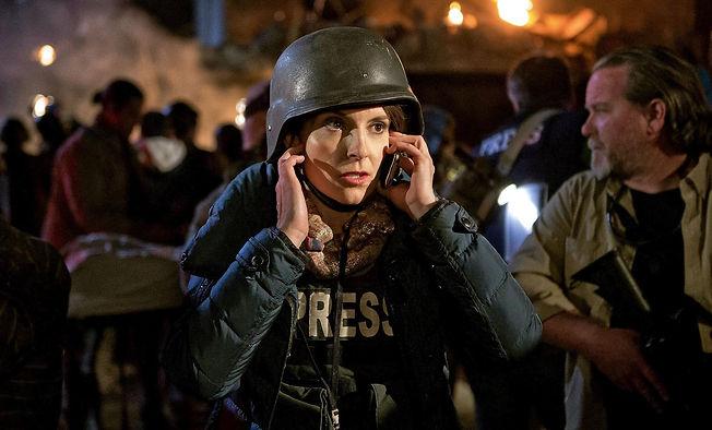 "Tina Fey in 2016's ""Whiskey Tango Foxtrot."""