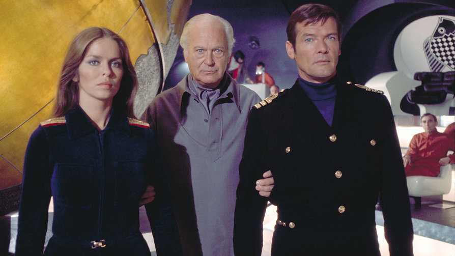 """Still from 1977's """"The Spy Who Loved Me."""""""