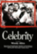"""Movie poster for 1998's """"Celebrity."""""""