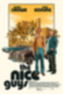 """Movie poster for 2016's """"The Nice Guys."""""""